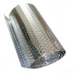 Aislante termico de burbujas 5 mm doble cara aluminio 1×30 m