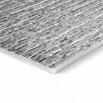 Aislante térmico de 10 mm con 1 cara de aluminio puro 1×20 m