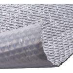 Aislante térmico de burbujas 5 mm una cara aluminio 1×30 m