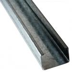Perfil C Galvanizado 80 x 40 x 2 mm x 6 mts
