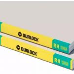 Placa de Durlock verde anti-humedad 12,5mm de 1,20 x 2,40m