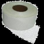 Cinta tramada fibra autoadhesiva x 90 mts