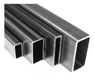 Caño estructural 40 x 80 de 6 mts 1.6 mm