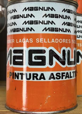 Pintura asfáltica Magnum